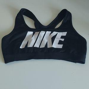 Nike sports bra - small